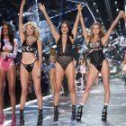 Victoria's Secret-ի հրեշտակները երեկույթի ընթացքում զվարճացել են առանց ներքնազգեստի