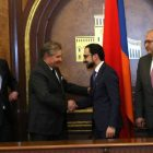 Ստորագրվել է ուղիղ համաձայնագիր Երևանում՝ նոր ջերմաէլեկտրակայան կառուցելու մասին