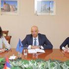 Դավիթ Տոնոյանն ու Ջեյմս Ապաթուրայը քննարկել են Հայաստան-ՆԱՏՕ համագործակցությունը
