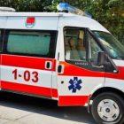 Արտակարգ դեպք Երեւանում. 60-ամյա տղամարդը դանակով հարձակվել է շտապօգնության բժշկի վրա եւ սպառնացել է սպանել