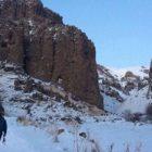 Արայի լեռան ճանապարհին ուխտավորների խմբում բարձրությունից վախեցող քաղաքացուն օգնել են փրկարարները