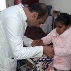 Սիրիայում հումանիտար առաքելություն իրականացնող հայ բժիշկներին դիմում են նաեւ տեղաբնակները (ֆոտո)