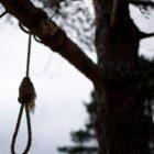 Վանաձորում տան հետնամասում հայտնաբերվել է տանտիրոջ՝ ծառից կախված մարմինը