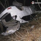 Էջմիածնում դաժանաբար սպանված քաղաքացու Lexus-ը հայտնաբերվել է վթարված վիճակում՝ կեղծ համարանիշներով
