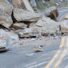 Դիլիջան-Վանաձոր ավտոճանապարհին քարաթափում է տեղի ունեցել