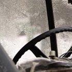 Ծաղկաձորում մեքենան բախվել է ցանկապատին ու շրջվել. վարորդի վիճակը ծանր է