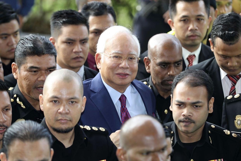 Մալայզիայի նախկին վարչապետին կասկածում են մոտ 368 մլն դոլար հարկերի չվճարման մեջ