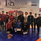 Հայ ըմբիշները 1 ոսկե, 2 արծաթե և 3 բրոնզե մեդալով են վերադառնում Թուրքիայից