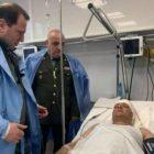 Տավուշում հակառակորդի կողմից վիրավորում ստացած զինծառայողի առողջական վիճակում դրական դինամիկա է նկատվել