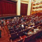 Օպերային թատրոնի կոլեկտիվը ժողով է հրավիրել (ուղիղ, ֆոտո)