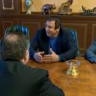 Գ.Ծառուկյանն ընդունել է ՀՀ-ում Վրաստանի դեսպան Գ.Սագանելիձեին