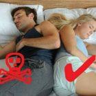 Ո՞ր կողքի վրա եք քնում. սխալ դիրքը կարող է վնասել առողջությանը