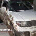 Տավուշի Աչաջուր գյուղում Mitsubishi Pajero-ն շրջվել է. 18-ամյա շրջանավարտը տեղափոխվել է հիվանդանոց