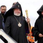 Գարեգին Բ-ն Կրետեում է․ նա հանդիսապետելու է հայկական եկեղեցու 350-ամյակի միջոցառումները