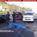 Մահվան ելքով վրաերթ Մյասնիկյան պողոտայում. զայրացած բնակիչները փակել են փողոցը