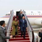 Նիկոլ Փաշինյանն աշխատանքային այցով ժամանել է Չինաստան (ֆոտո)
