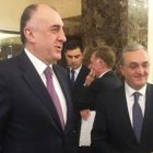 Ադրբեջանի եւ Հայաստանի ԱԳ նախարարները Բրյուսելում կարճ զրույց են ունեցել