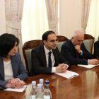 Գերմանական «Ֆրաունհոֆեր» ինստիտուտի պատվիրակությունը Հայաստանում է