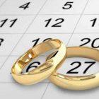 Հարսանեկան օրացույց կամ ե՞րբ է ամուսնանալու ամենահարմար ամիսը