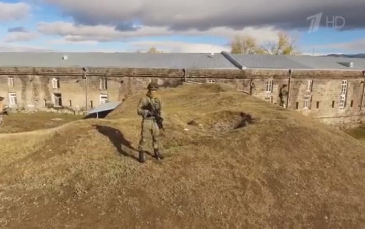 Ռուսաստանի Առաջին ալիքը տեսանյութ է պատրաստել Գյումրու ամրոցի մասին