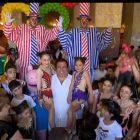Գ.Ծառուկյանն Օպերայի դահլիճում շքեղ տոնական միջոցառում է կազմակերպել երեխաների համար