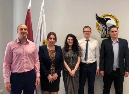 Հայաստանի ՔՀԿ-ների հակակոռուպցիոն կոալիցիայի ներկայացուցիչները այցելել են Լատվայի հակակոռուպցիոն ունիվերսալ մարմին