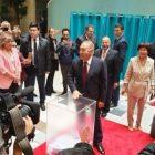 Նազարբաեւն ու Տոկաեւը քվեարկել են նախագահական ընտրությունների ժամանակ