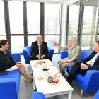 Եղիսաբեթ 2-րդ թագուհու ծննդյան օրվան ընդառաջ Արմեն Սարգսյանը տիկնոջ հետ այցելել է Միացյալ Թագավորության դեսպանություն