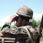 Անցած շաբաթ Ադրբեջանի զինուժն արձակել է շուրջ 600 կրակոց. Արցախի ՊՆ