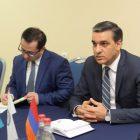 Թաթոյանն ու Ղազախստանի դեսպանը պատրաստ են զարգացնել մարդու իրավունքների ոլորտում համագործակցությունը