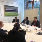 Փոխնախարար Բագրատ Բադալյանը ԵՆԲ ներկայացուցիչների հետ քննարկել է «Հյուսիս-հարավ»-ի հեռանկարները