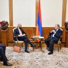 Արմեն Սարգսյանն ու 3Sixty Strategic Advisors–ի տնօրենը քննարկել են Հայաստանի զբոսաշրջային ոլորտի զարգացման հեռանկարները