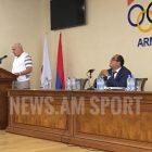 Հայաստանի բռնցքամարտի ֆեդերացիան հեռացվեց ՀԱՕԿ-ից (ֆոտո)
