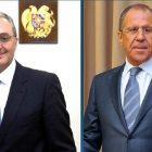 Զոհրաբ Մնացականյանն ու Սերգեյ Լավրովը քննարկել են Արցախի հարցը