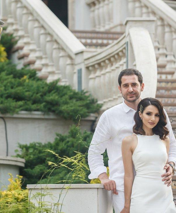 «Եվս մեկ հրաշք մեր կյանքում».  ինչպես են Արամեն ու Աննա Թովմասյանն իմացել երկրորդ երեխայի սեռը