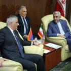 Փոխվարչապետ Մհեր Գրիգորյանը հանդիպում է ունեցել Իրանի էներգետիկայի նախարարի հետ