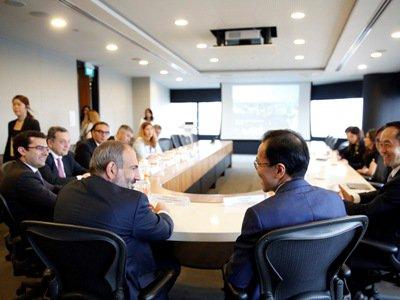 Սինգապուրի տնտեսական զարգացման կառավարման խորհուրդը պատրաստ է սերտ համագործակցություն ծավալել հայ գործընկերների հետ
