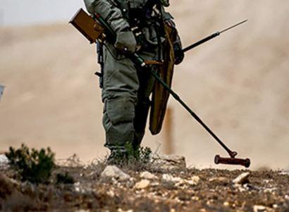 Հայ սակրավորները Սիրիայում 2 շաբաթում 8534 քմ տարածք են ականազերծել