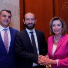 Արարատ Միրզոյանն ու Նենսի Փելոսին քննարկել են հայ-ամերիկյան հարաբերություններին առնչվող հարցեր