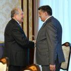 Արմեն Սարգսյանը հանդիպել է Ստեփան Դեմիրճյանի հետ