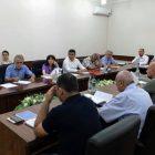 Արցախի ԱԺ-ում արտախորհրդարանական ուժերի հետ քննարկել են Ընտրական օրենսգրքի նախագիծը