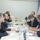 Արարատ Միրզոյանը հանդիպել է Ուրուգվայի Ներկայացուցիչների պալատի նախագահի հետ ու հրավիրել Հայաստան