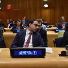 «Հանձնառու ենք շարունակել «խելացի զարգացման» օրակարգը». Ավինյանի ելույթը ՄԱԿ-ի ֆորումում