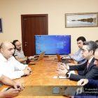 Վրաստանի պատվիրակությունը ծանոթացել է ՊԵԿ-ում կիրառվող տեղեկատվական համակարգերին