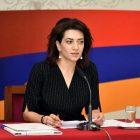 Ես Աննան եմ, Նիկոլի կինը. Փաշինյանի կնոջ ելույթը՝ Հայ մամուլի համահայկական համագումարին