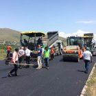 Մեկնարկել են Երեւան-Սեւան-Իջեւան- Ադրբեջանի սահման ճանապարհի առանձին հատվածների նորոգման աշխատանքները