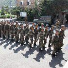 Մեկնարկել է ամառային առաջին զորակոչը. Սարդարապատում հանդիսավորությամբ բանակ են ճանապարհել նորակոչիկների