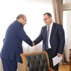 ՀՀ էկոնոմիկայի նախարարն ու Եգիպտոսի դեսպանը քննարկել են ՀՀ-ի միջոցով Եգիպտոսի համար ԵԱՏՄ շուկայի հնարավարությունները