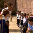Գեղարքունիքի մարզի 1-ին դասարանցիները՝ կրկին Գ.Ծառուկյանի ուշադրության կենտրոնում