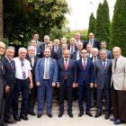 Փաշինյանը հանդիպել է Համահայկական խաղերի համաշխարհային կոմիտեի ներկայացուցիչներին
